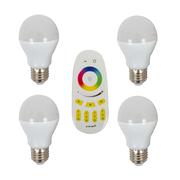 LED лампы с пультом